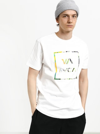 T-shirt RVCA Fill All The Way (white)