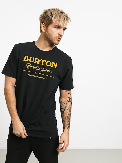 T-shirt Burton Durable Gds (true black)