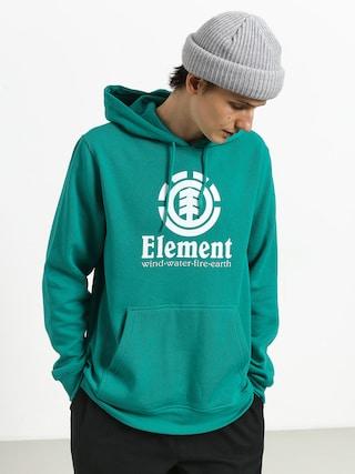 Bluza z kapturem Element Vertical HD (dynasty green)
