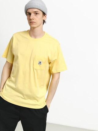 T-shirt Element Basic Pocket Label (popcorn)