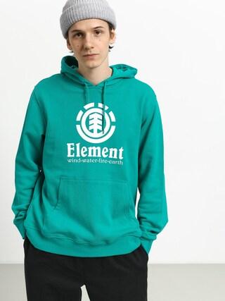 Bluza z kapturem Element Vertical FT HD (dynasty green)