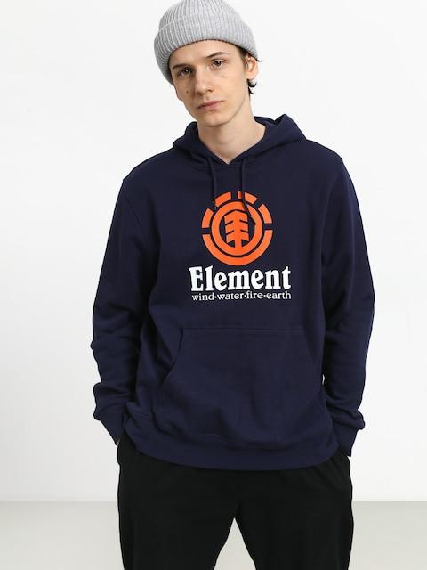Bluza z kapturem Element Vertical FT HD (ink)