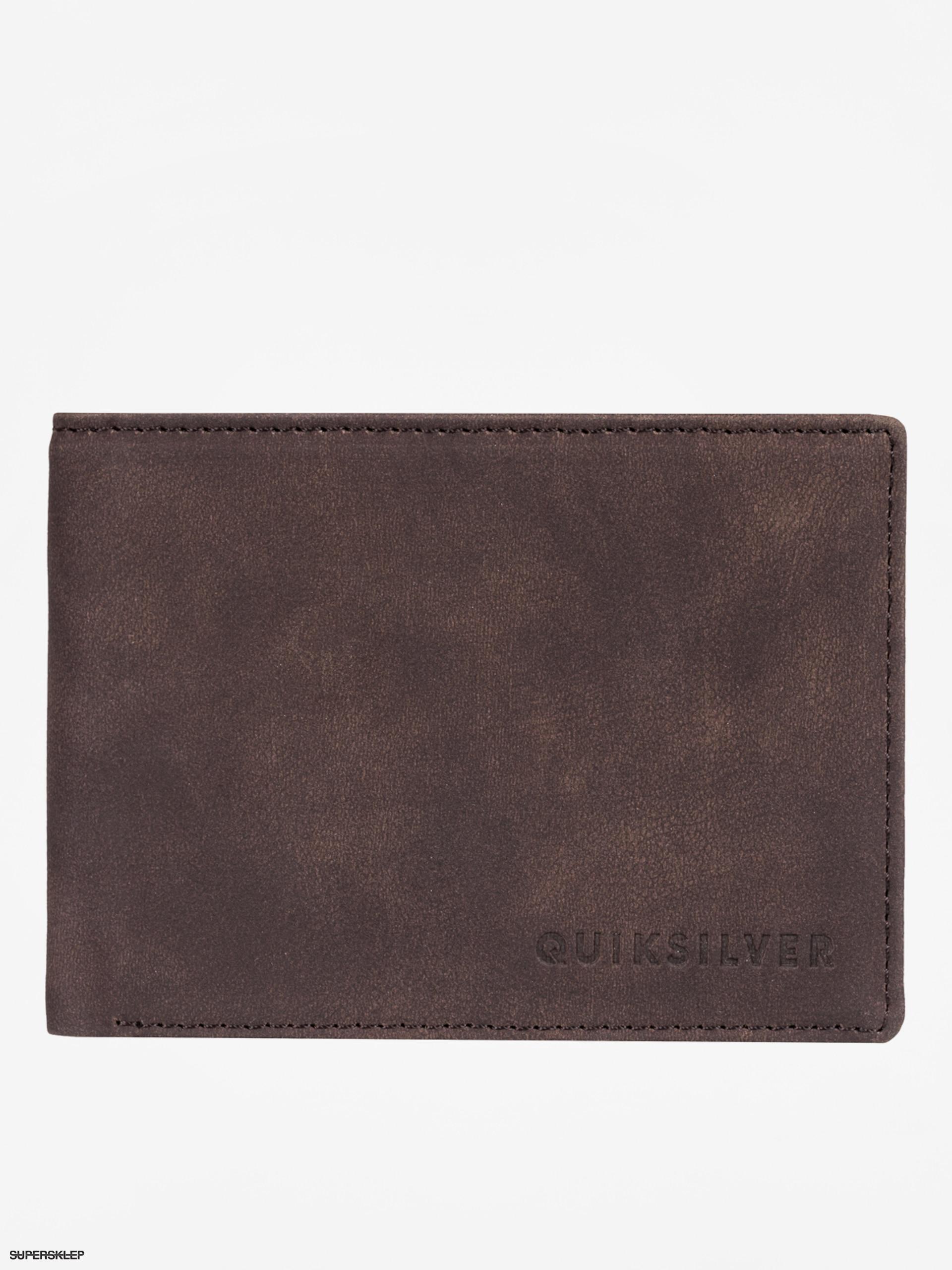 dcdbdb54a5f89 Portfel Quiksilver Slim Vintage (chocolate)