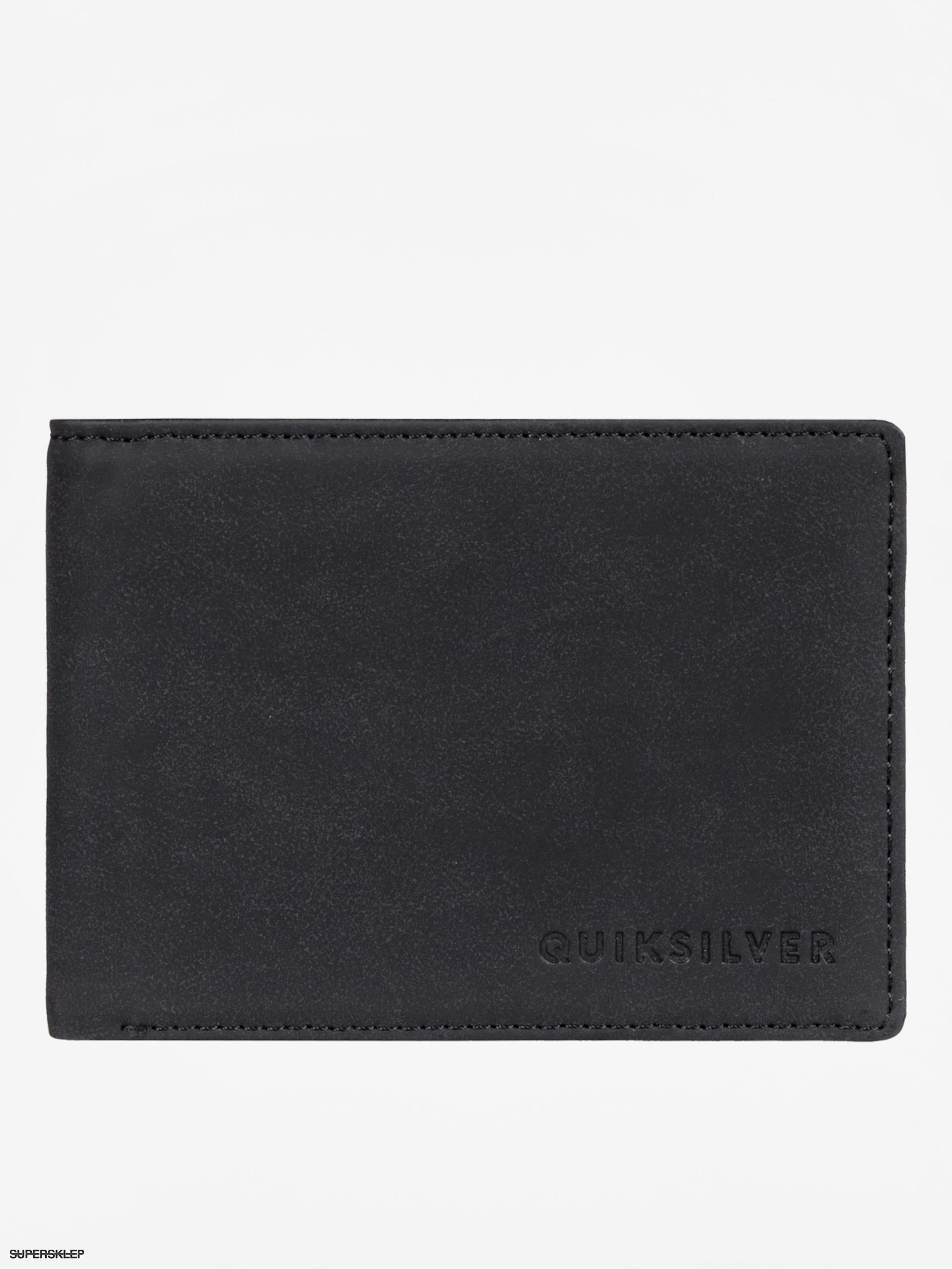 e24ee8289de82 Portfel Quiksilver Slim Vintage (black)