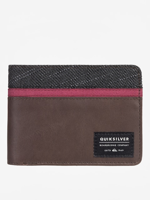 Portfel Quiksilver Reef Break (chocolate brown)