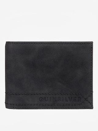 Portfel Quiksilver Stitchy (black)