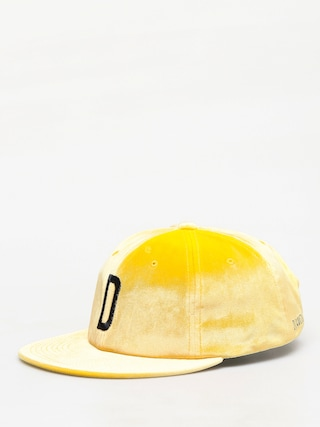 Czapka z daszkiem Diamond Supply Co. Home Team ZD (yellow)