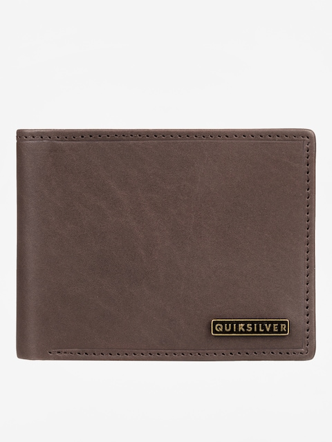 Portfel Quiksilver New Classical Plus III (chocolate brown)