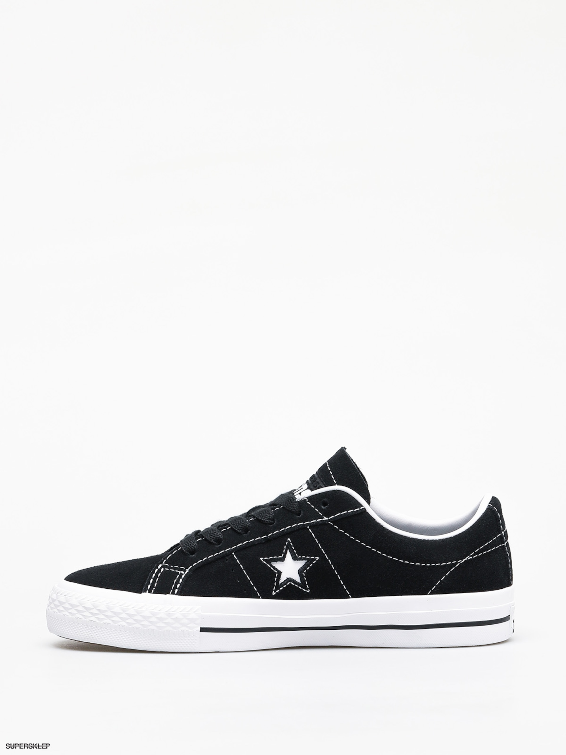 Trampki Converse One Star Ox (blackwhitewhite)