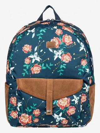 Plecak Roxy Carribean Wmn (dress blue garden lily)
