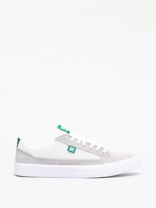 Buty DC Lynnfield (white/grey/green)