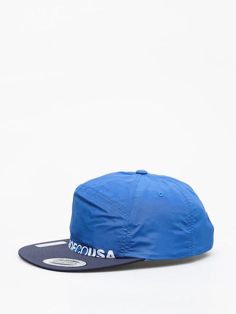Czapka z daszkiem DC Crockeye (nautical blue/snow)