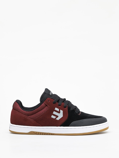 Buty Etnies Marana (black/dark grey/red)
