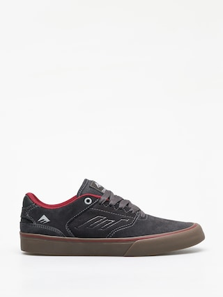 Buty Emerica The Reynolds Low Vulc (dark grey/grey/red)