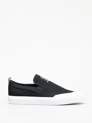 Buty adidas Matchcourt Slip (cblack/cblack/ftwwht)