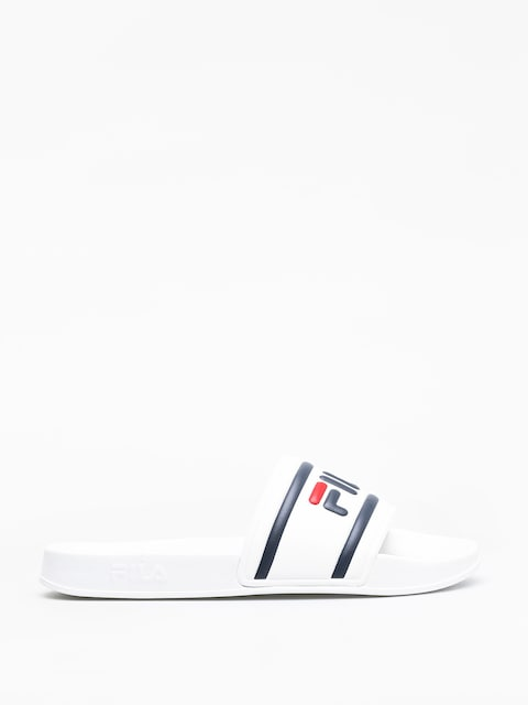 Klapki Fila Morro Bay Slipper Wmn (white)