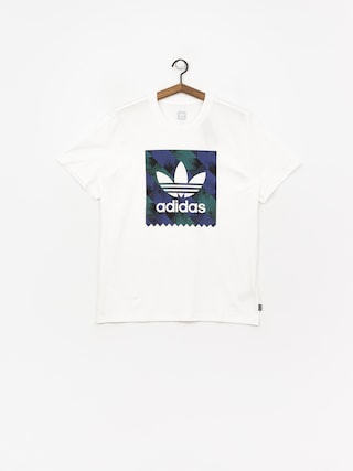 T-shirt adidas Towning Bb (white/black/actblu/a)