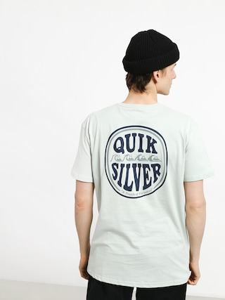 T-shirt Quiksilver Quik Paradise (sky gray)