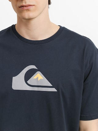 T-shirt Quiksilver M And W (blue nights)