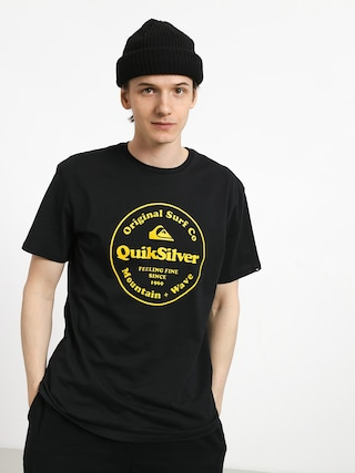 T-shirt Quiksilver Secret Ingredient (black)