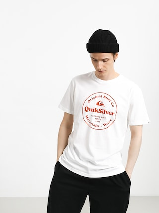 T-shirt Quiksilver Secret Ingredient (white)