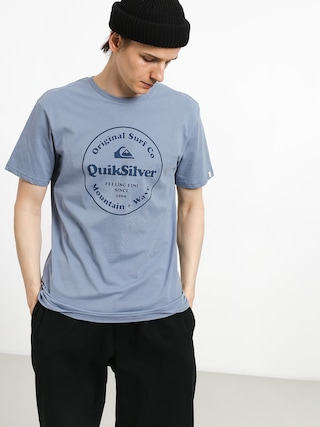 T-shirt Quiksilver Secret Ingredient (stone wash)