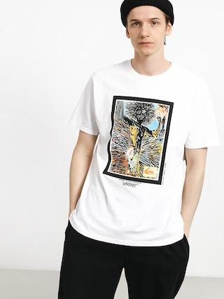 T-shirt Quiksilver Warpaint (white)