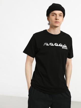 T-shirt Quiksilver Evo (black)