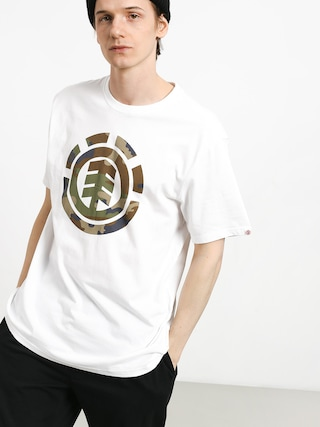 T-shirt Element Foundation Icon (optic white)
