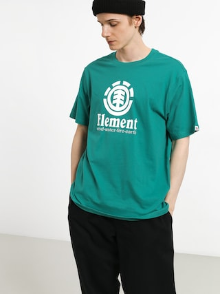T-shirt Element Vertical (dynasty green)