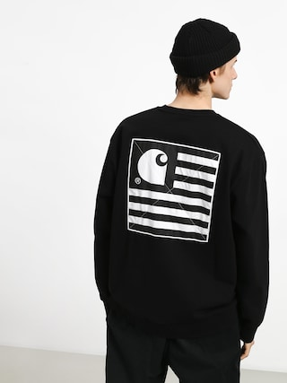 Bluza Carhartt WIP State Patch (black)