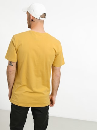 T-shirt Quiksilver M And W (rattan)