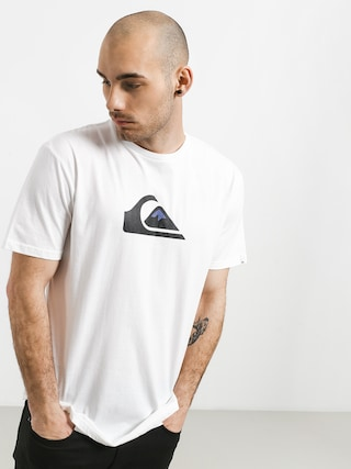 T-shirt Quiksilver M And W (white)