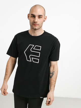 T-shirt Etnies Icon (black)