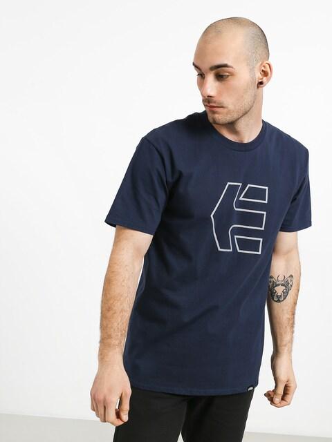 T-shirt Etnies Icon (navy)