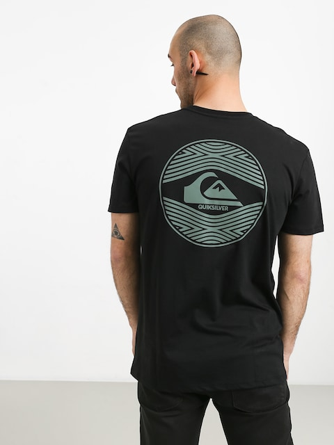 T-shirt Quiksilver Razorsedge (black)