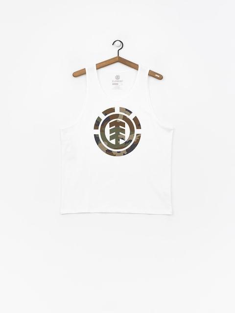 Koszulka Element Foundation Icon (optic white)