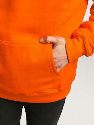 Bluza z kapturem Turbokolor Banks HD (ogange)