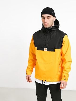 Kurtka Turbokolor Freitag (black/yellow)
