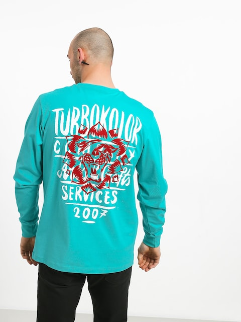 Longsleeve Turbokolor Blackboard (mint)
