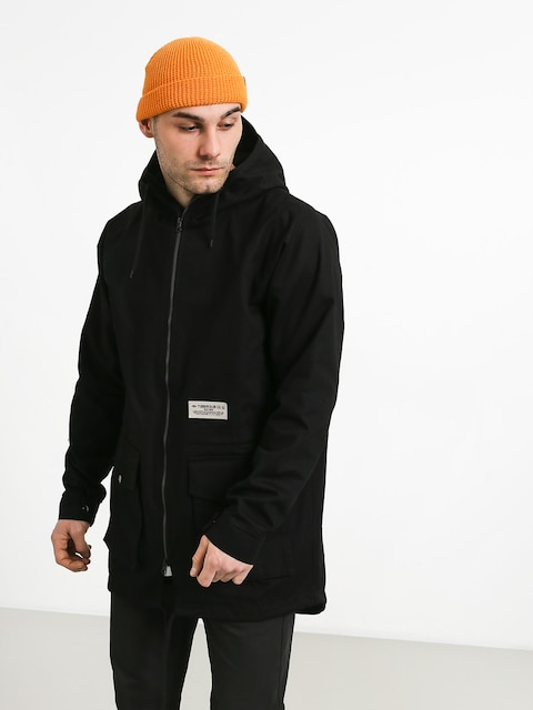 Kurtka Turbokolor Parka (black)