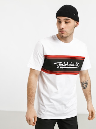 T-shirt Turbokolor Edging (white)