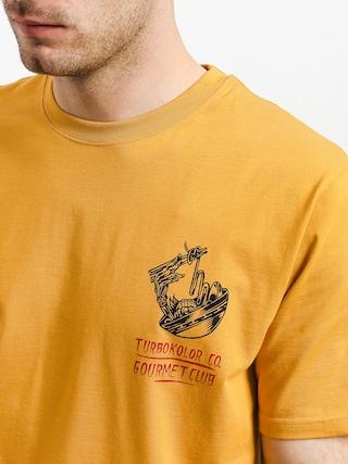 T-shirt Turbokolor Gourmet (sand)