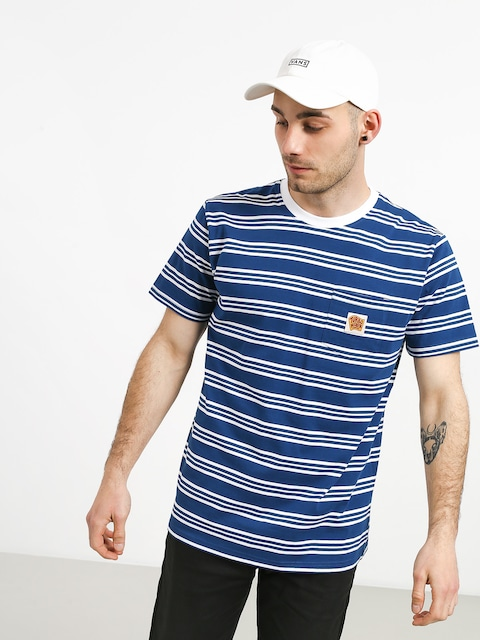T-shirt Turbokolor Stripes Pocket Heinz