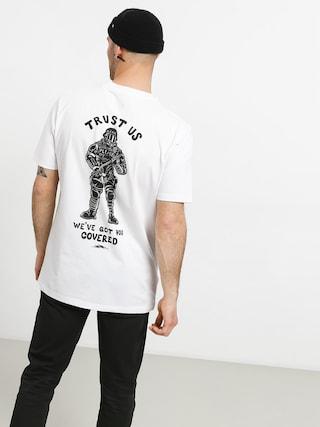 T-shirt Turbokolor Trust (white)