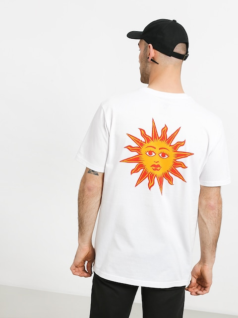 T-shirt Turbokolor Sunshine (white)