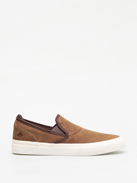 Buty Emerica Wino G6 Slip On (brown)