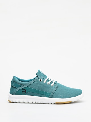 Buty Etnies Scout (green/white/black)