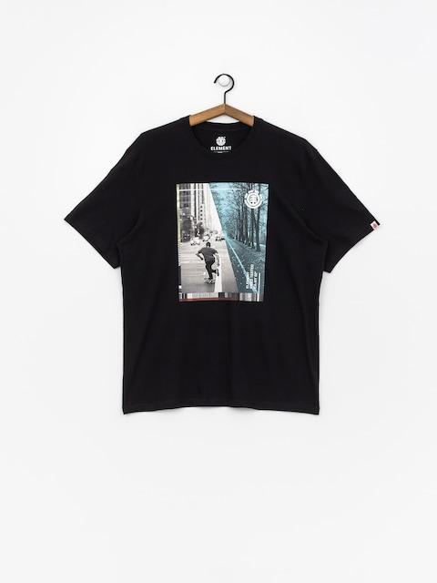 T-shirt Element Avenue (flint black)
