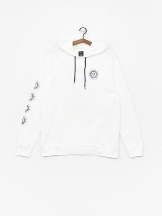Bluza z kapturem RVCA Tigre HD (white)